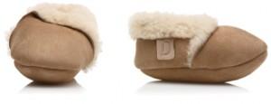 Dominion Premium Baby Bootie Chestnut